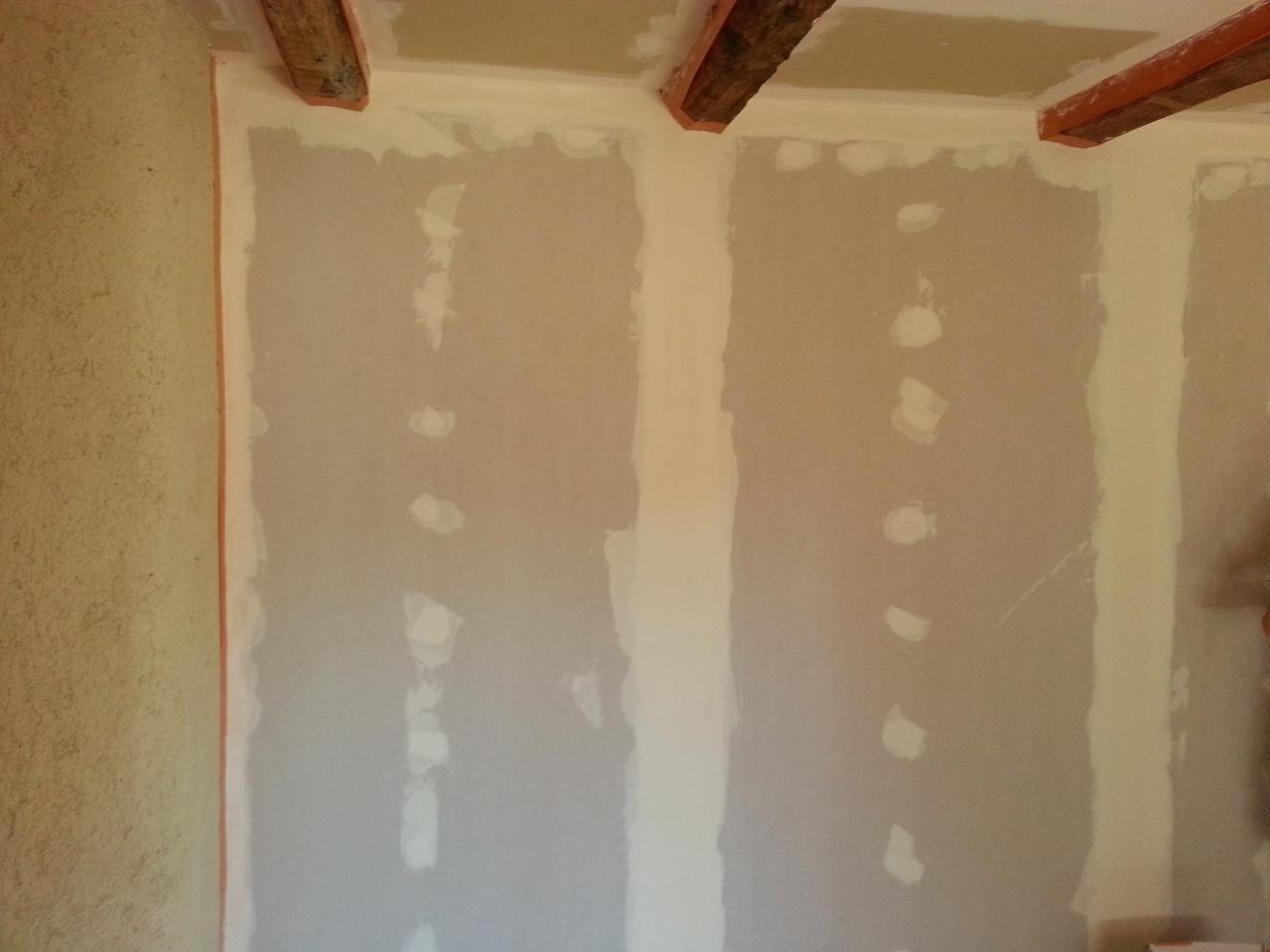 Coisons plaques de plâtre