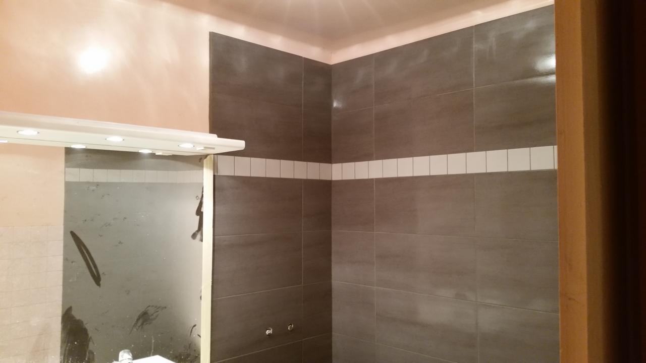 Transformation baignoire en douche à l'italienne